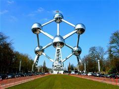bỉ - Atomium