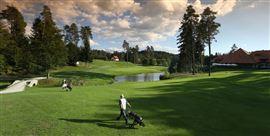 Arboretum golf club.