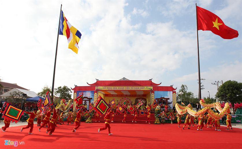 Lễ chùa Yên Tử