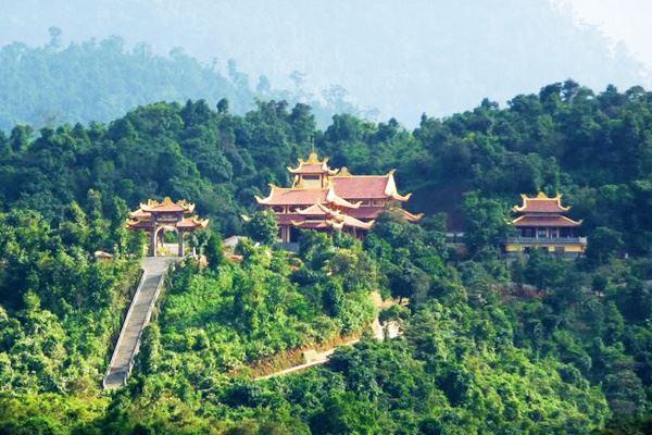 Thienf Viện Trúc Lâm