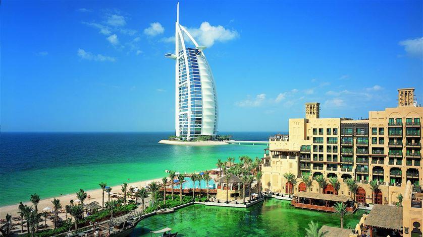 Tour du lịch Dubai - Abu Dhabi