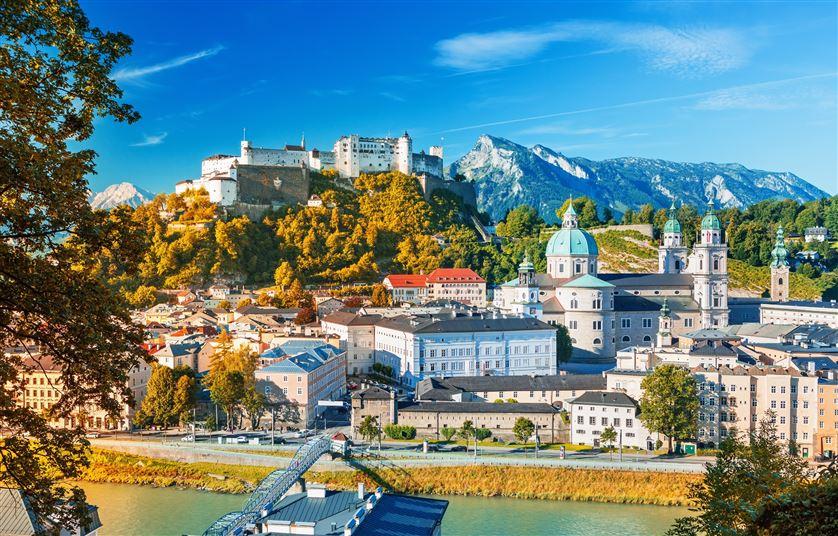 Áo - Slovenia - Ý