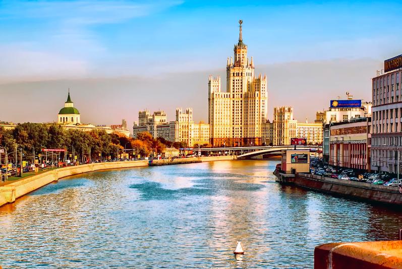 Tour Du Lịch Nga Tháng 8 Moscow - Saint Petersburg (KH từ Hà Nội)