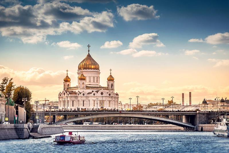 Tour Du Lịch Nga Moscow - Saint Petersburg (KH 28/8 từ Sài Gòn)