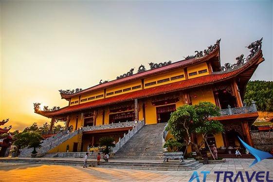 Tour Chùa Ba Vàng - Côn Sơn - Kiếp Bạc