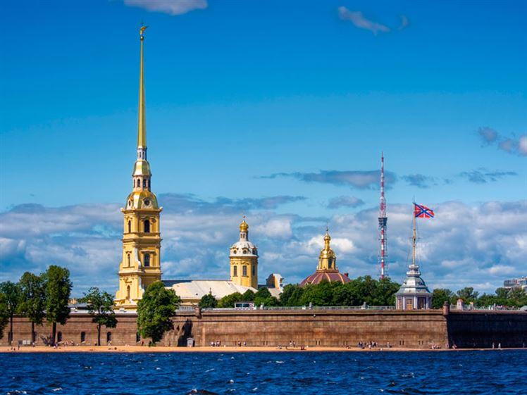 Tour Du Lịch Nga Moscow - Saint Petersburg (KH 22/07 từ Sài Gòn)