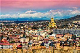 Tour du lịch Azerbaijan - Gruzia: Cung đường Kavkaz huyền thoại tháng 5