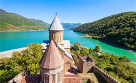Tour du lịch Azerbaijan - Gruzia: Cung đường Kavkaz huyền thoại tháng 6