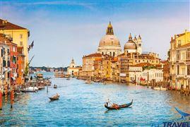 Tour du lịch Châu Âu: Áo - Slovenia - Italia