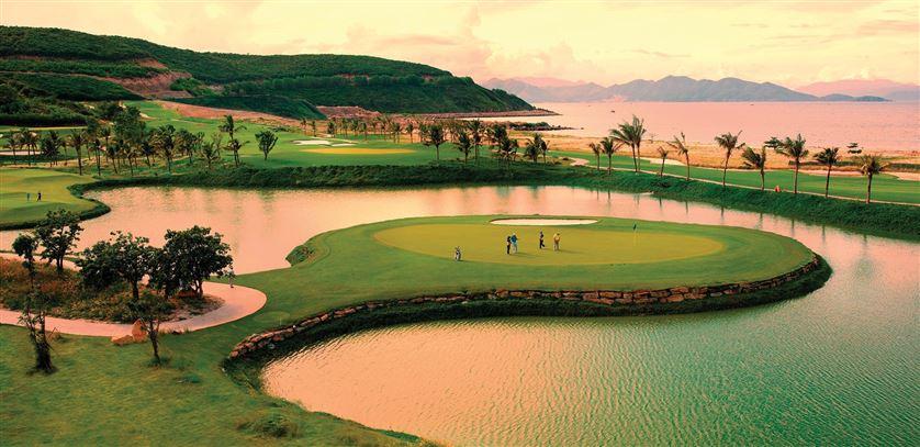 NHA TRANG GOLF PACKAGE 3N2Đ(nhóm 4 golfer trở lên)