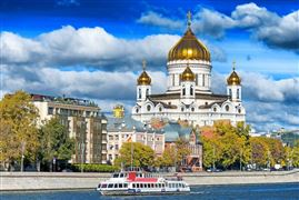 Tour Du Lịch Nga Tháng 9 Moscow - Saint Petersburg (KH từ Hà Nội)