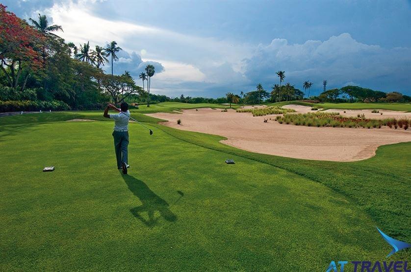 Trải nghiệm tour golf lý thú tại hòn đảo Bali