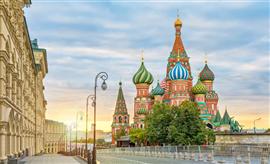 Tour Du Lịch Nga Moscow - Saint Petersburg (KH 21/9, 23/9 từ Sài Gòn)