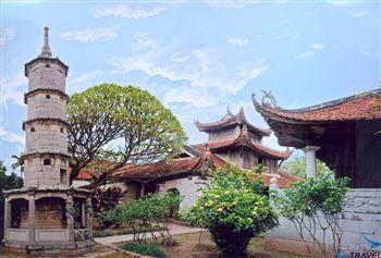 Tour Chùa Phật Tích - Đền Đô - Bà Chúa Kho - Chùa Dâu - Chùa Keo - Chùa Bút Tháp