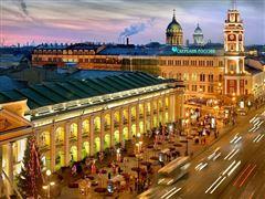 Tour Du Lịch Nga Tháng 10 Moscow - Saint Petersburg (KH từ Sài Gòn)