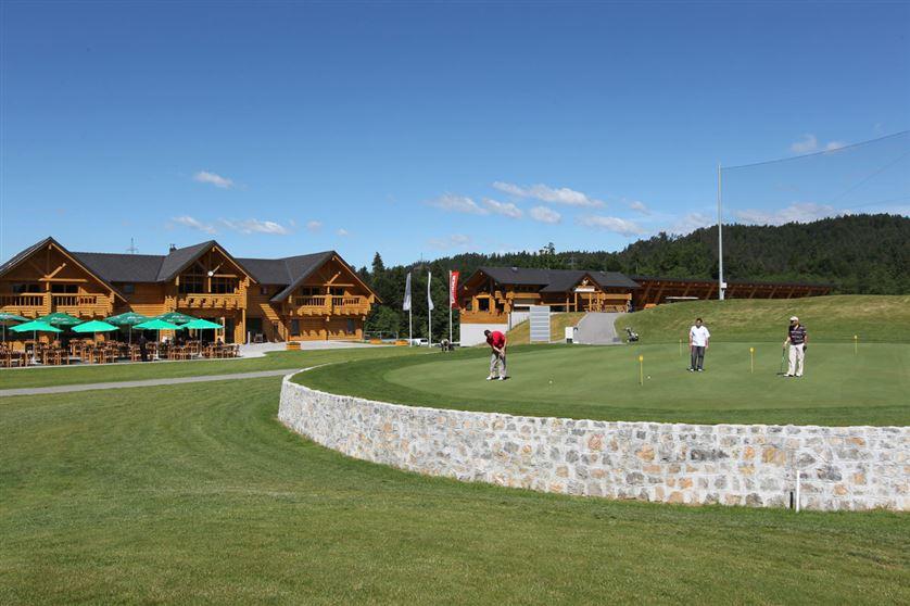 Trải nghiệm tour golf lý tưởng tại Ljubljana Slovenia