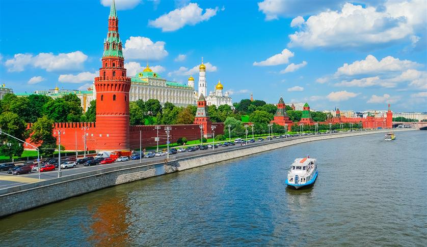 Tour Du Lịch Nga Moscow - Saint Petersburg (KH 14/8 từ Sài Gòn)