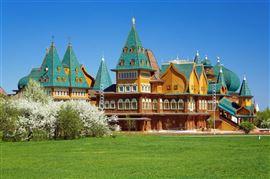 Tour Du Lịch Nga Tháng 6 Moscow - Saint Petersburg (KH từ Sài Gòn)