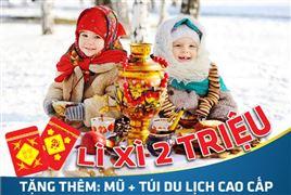 Tour du lịch Nga dịp lễ hội tiễn mùa đông Maslenitsa
