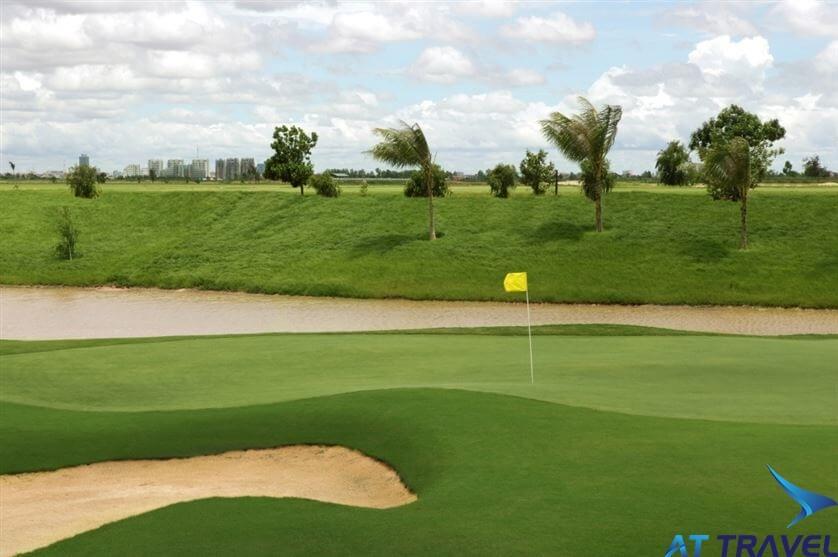 Trải nghiệm tour golf tại Phnom Penh