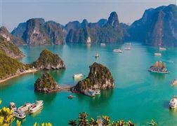 Tour Du Lịch Hà Nội - Hạ Long - Sunworld - Hà Nội (3N2Đ)