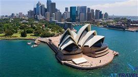 Tour du lịch Úc: Sydney - Melbourne 2019