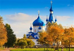 Tour Du Lịch Nga Tháng 10 Moscow - Saint Petersburg (KH từ Hà Nội)