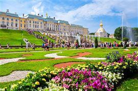 Tour Du Lịch Nga Moscow - Saint Petersburg (KH 1/6 từ Hà Nội)