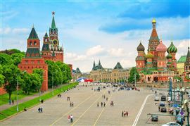 Tour Du Lịch Nga Tháng 7 Moscow - Saint Petersburg (KH từ Hà Nội)