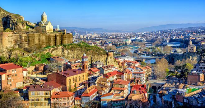 Tour Du Lịch Georgia (Gruzia) - Azerbaijan Tháng 7,8,9: Cung đường Kavkaz huyền thoại